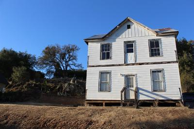 Plymouth CA Single Family Home For Sale: $149,000