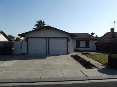 Manteca Single Family Home For Sale: 1182 Huntington Place