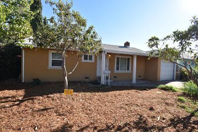 Sacramento Single Family Home For Sale: 740 Sonoma Avenue