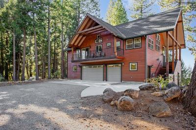 Nevada City Single Family Home For Sale: 14870 Banner Quaker Hill