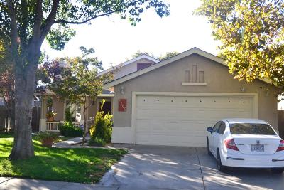 Modesto CA Single Family Home For Sale: $279,900