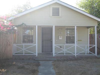 Sacramento Single Family Home For Sale: 3814 20th Avenue