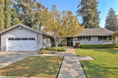 Sacramento Single Family Home For Sale: 760 Cortlandt Drive