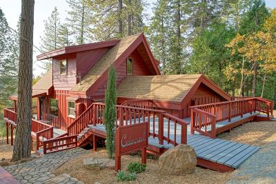El Dorado County Single Family Home For Sale: 6380 Omo Ranch Road