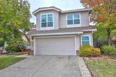 Elk Grove Single Family Home For Sale: 8891 Autumn Gold Court