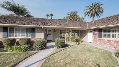 Stockton Single Family Home For Sale: 3333 Country Club Boulevard