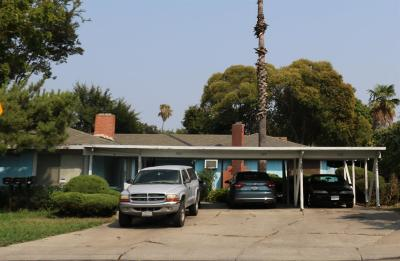 Stockton Multi Family Home For Sale: 302 East Lincoln Road