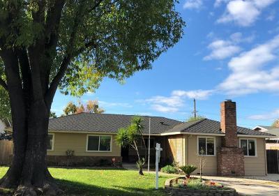 Modesto CA Single Family Home For Sale: $405,000