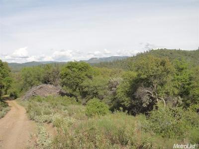 Mountain Ranch Residential Lots & Land For Sale: 436 Acres Sheep Ranch Rd