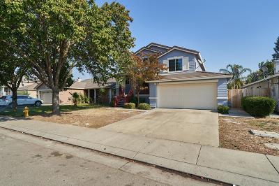 Stockton Single Family Home For Sale: 1627 Bonaire Circle