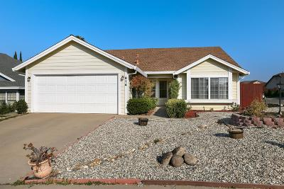 Roseville Single Family Home For Sale: 614 Lunardi Way