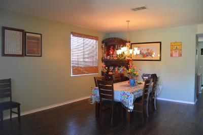 Stockton Single Family Home For Sale: 4114 Van Gogh Court