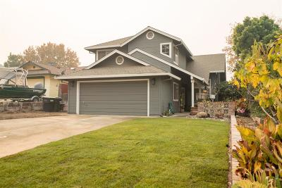 Antelope Single Family Home For Sale: 8245 Silverside Drive