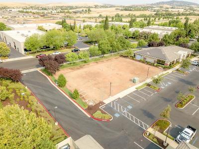 El Dorado Hills Commercial Lots & Land For Sale: 4943 Hillsdale Circle