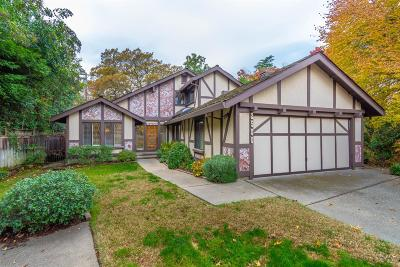 Sacramento Single Family Home For Sale: 2506 Exeter Square Lane