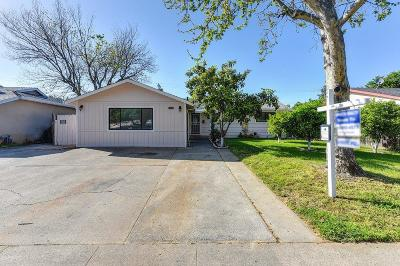 Rancho Cordova Single Family Home For Sale: 2340 Zinfandel Drive