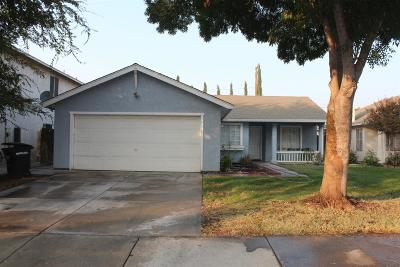 Modesto Single Family Home For Sale: 929 Marin Avenue