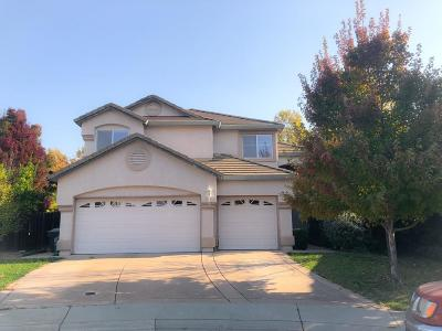 Antelope Single Family Home Pending Sale: 8504 Gingerroot Court