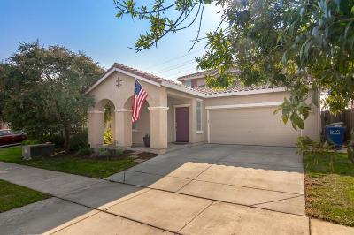 Merced Single Family Home For Sale: 1540 La Sierra Street