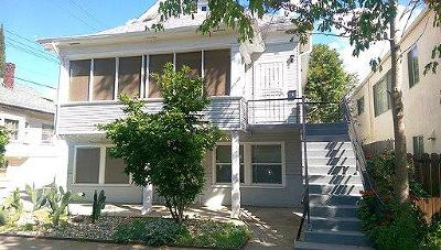 Sacramento Multi Family Home For Sale: 1917 28th Street
