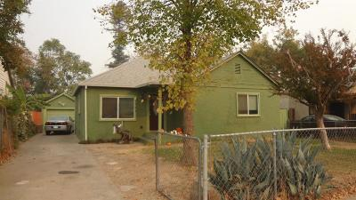 Sacramento Single Family Home For Sale: 1539 Strader Avenue