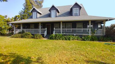 Galt Single Family Home For Sale: 12661 Hauschildt Road