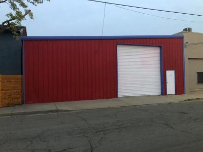 Lodi Commercial For Sale: 110 South Main Street