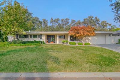 Yolo County Single Family Home For Sale: 44652 N. El Macero Dr