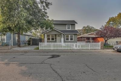 Stockton Single Family Home For Sale: 1567 Hiawatha Avenue
