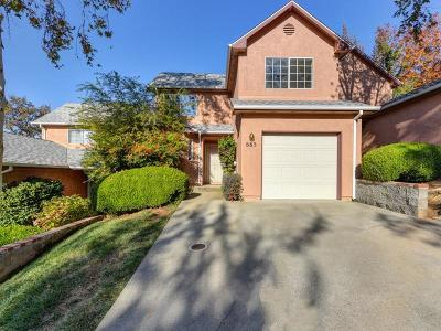 Placerville CA Single Family Home For Sale: $285,000