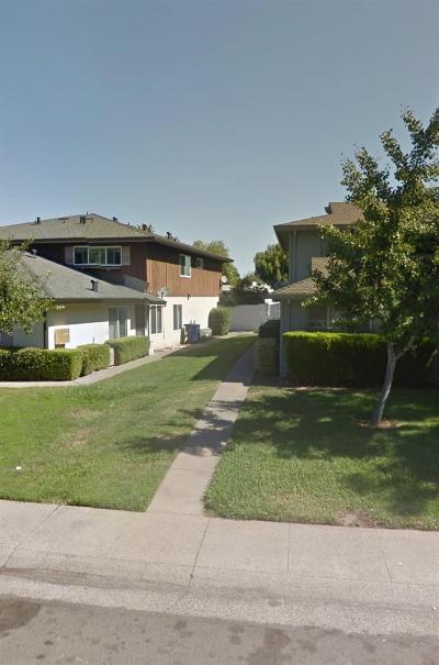 Sacramento Condo For Sale: 3113 Occidental Drive