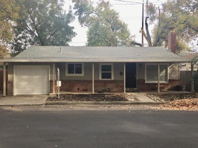 Sacramento Single Family Home For Sale: 3117 B Street