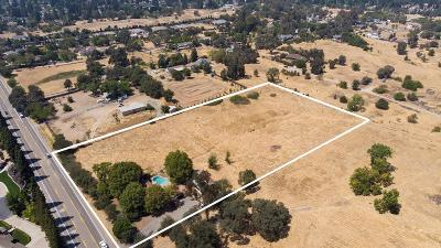 Roseville Residential Lots & Land For Sale: 3865 Old Auburn Road