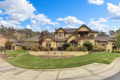 Placer County Single Family Home For Sale: 3700 Stone Temple Court