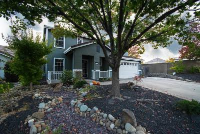Rocklin CA Single Family Home For Sale: $454,900