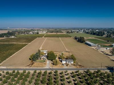 Turlock Commercial Lots & Land For Sale: 3441 East Tuolumne Road