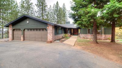 Placerville CA Single Family Home For Sale: $835,000