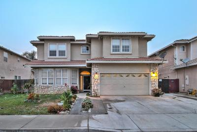 Tracy Single Family Home For Sale: 1231 Valencia