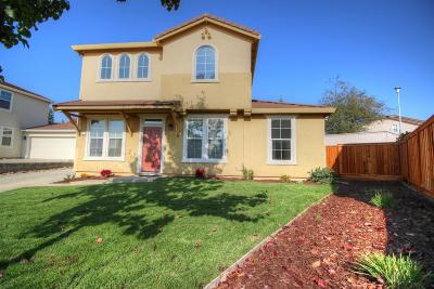 Folsom Single Family Home For Sale: 737 Ward Way