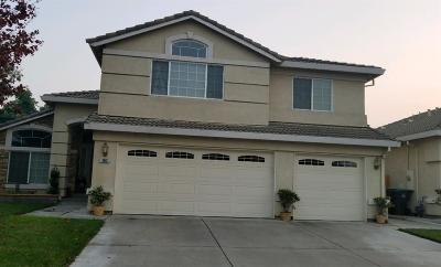 Stockton Single Family Home Active Short Sale: 1802 Henry Long Boulevard