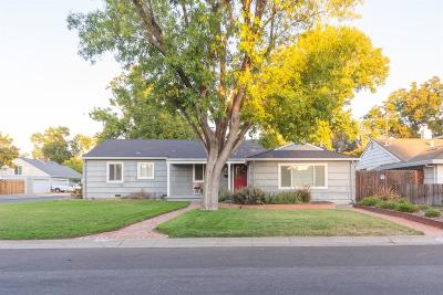 Sacramento Single Family Home For Sale: 3212 Northwood Road