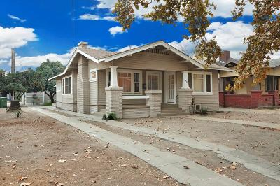 Turlock Single Family Home For Sale: 444 West Main Street