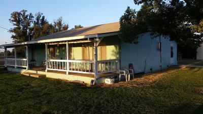 Livingston Single Family Home For Sale: 12379 Livingston Cressey Road