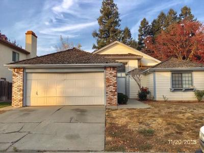 Elk Grove Single Family Home For Sale: 7423 Brandamore Court