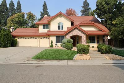 Elk Grove Single Family Home For Sale: 4933 South Valley Willow Way