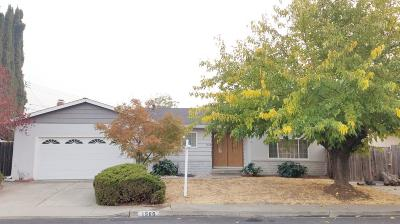 Concord CA Single Family Home For Sale: $685,000