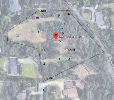 Newcastle Residential Lots & Land For Sale: 1390 Boot Hill Lane