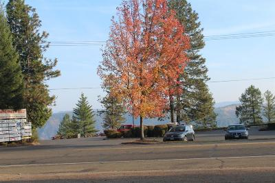 Placer County Commercial Lots & Land For Sale: 21339 Foresthill Road