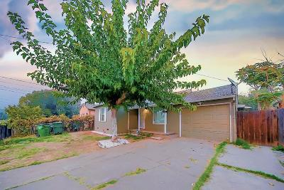 Stockton Single Family Home For Sale: 416 South Filbert Street