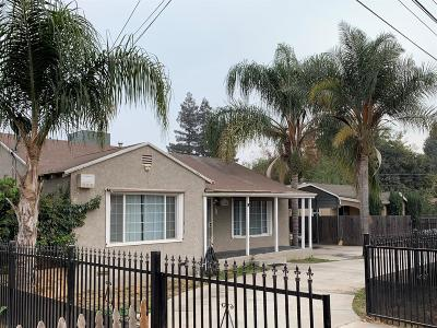 Modesto Single Family Home For Sale: 1524 Lynn Avenue